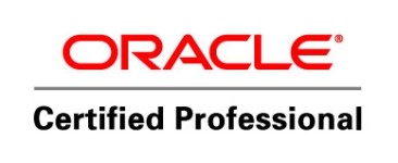 10g/11g/12c Oracle Certified Professional